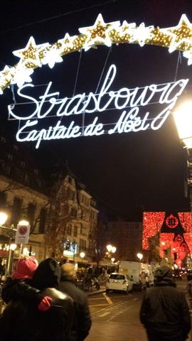 Christmastime in France