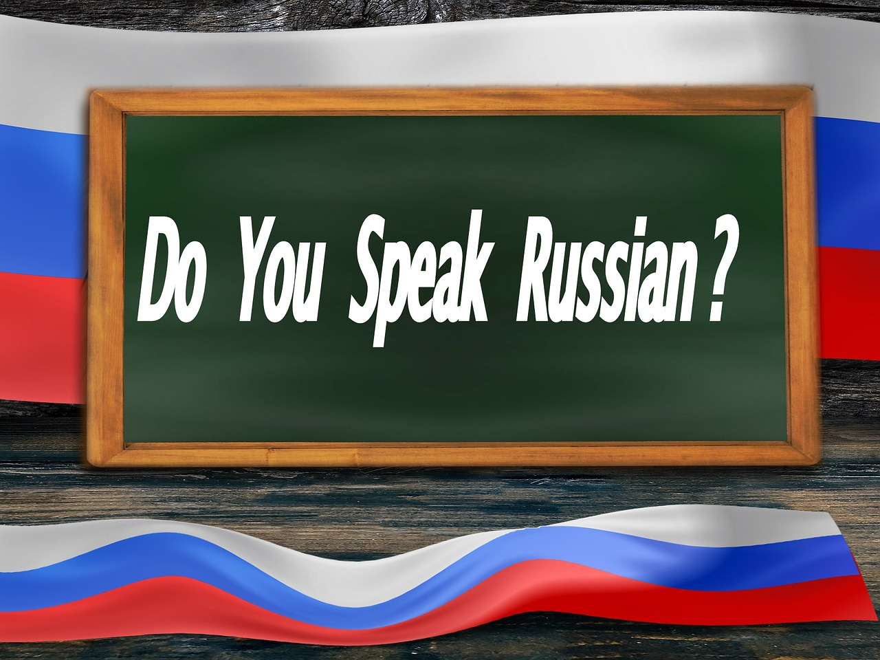 Do you speak Russian? image