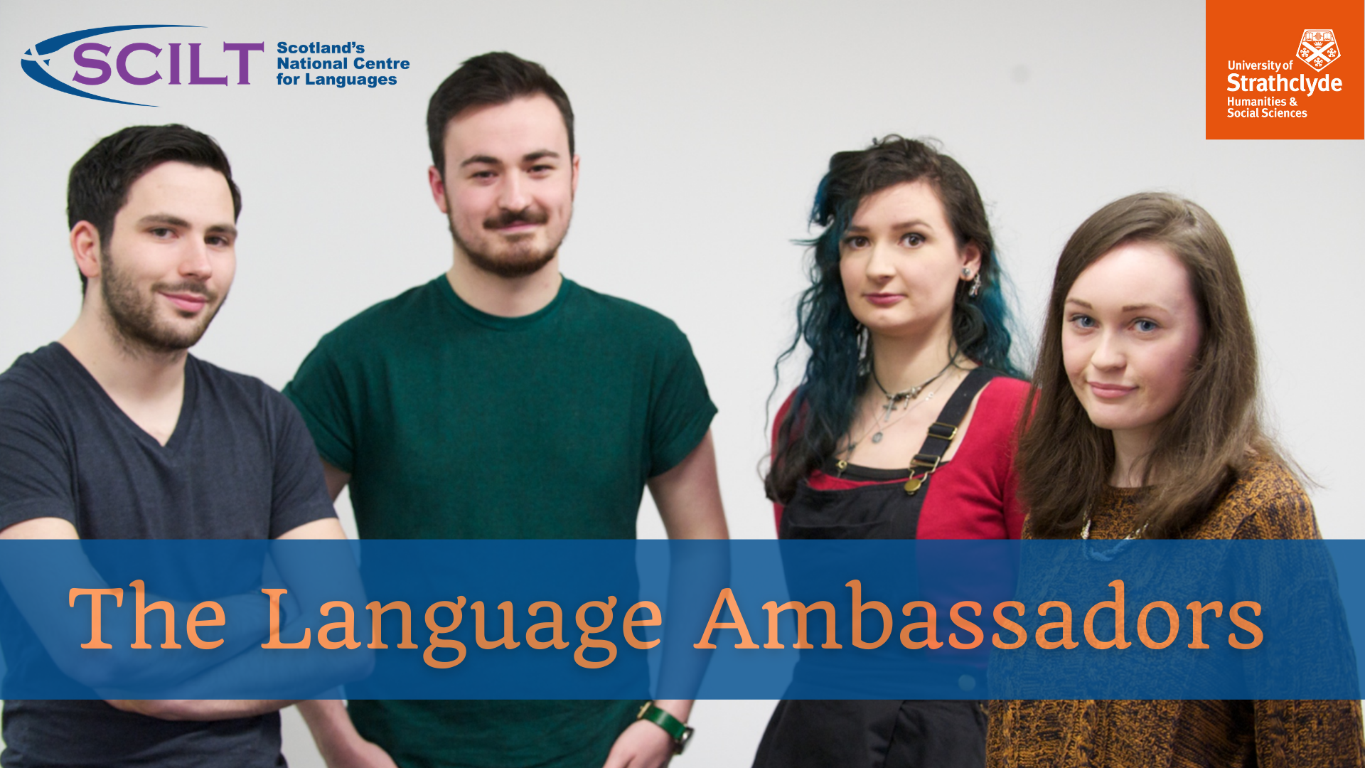 photo of the Language Ambassadors