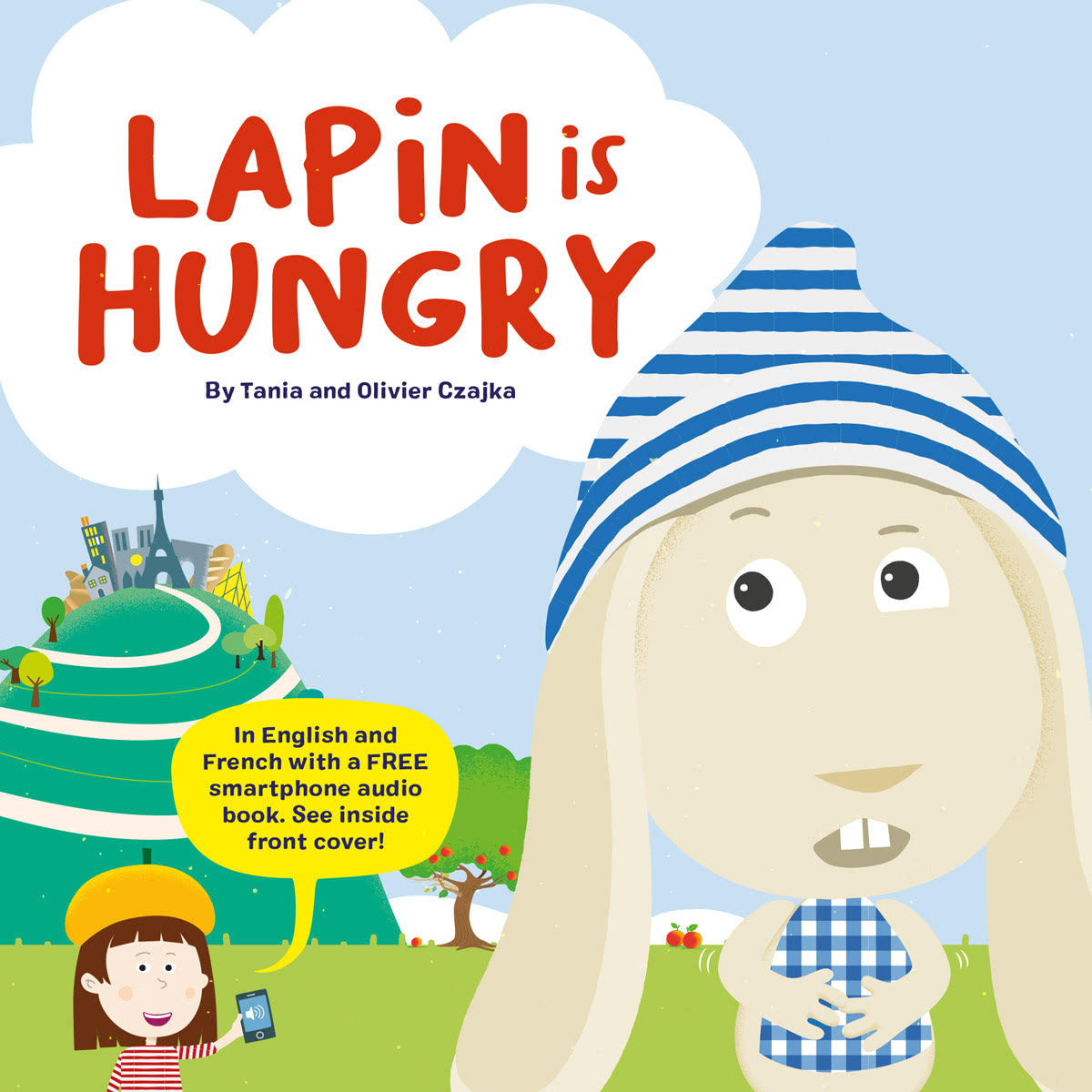 Cover of Lapin is Hungry book