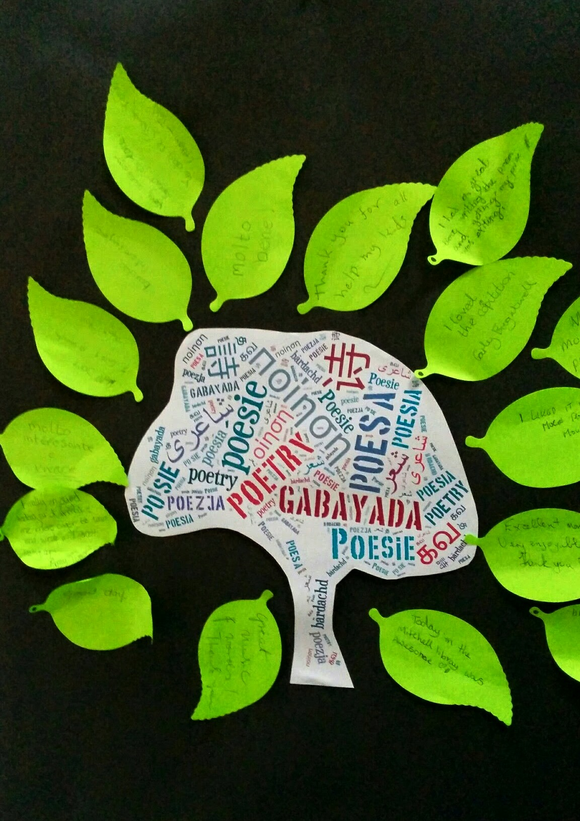 picture of the Poet-tree